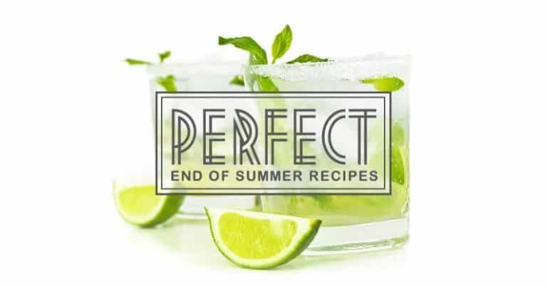 Perfect End-of-Summer Recipes 6