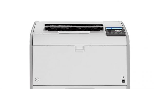 Savin SP4510DN Black and White Printer 3