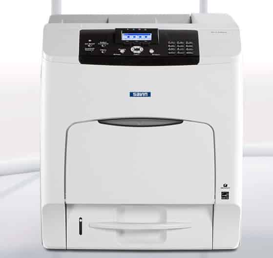 Savin SP C440DN Color Laser Printer 1