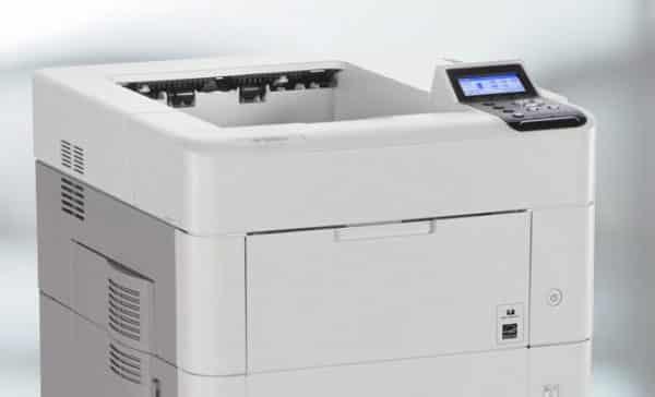 Savin SP 5300DN Black and White Laser Printer 2