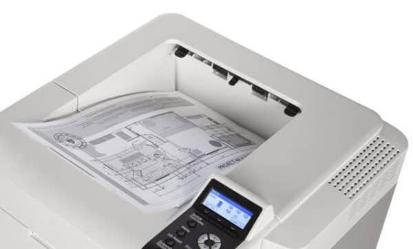 Savin SP 5300DN Black and White Laser Printer 4