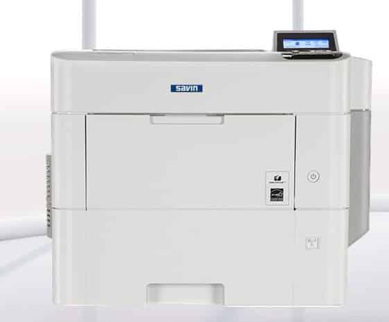 Savin SP 5300DN Black and White Laser Printer 1