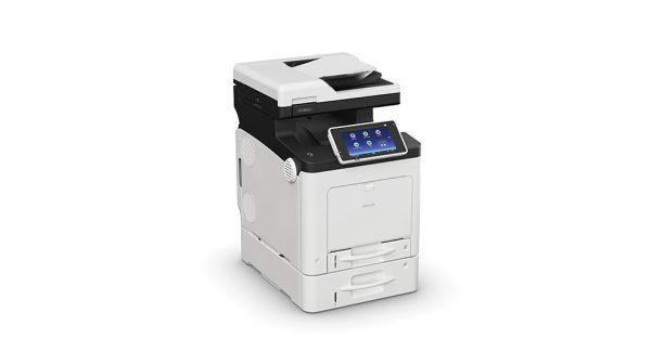 Savin SP C360SFNw Color LED Multifunction Printer 4