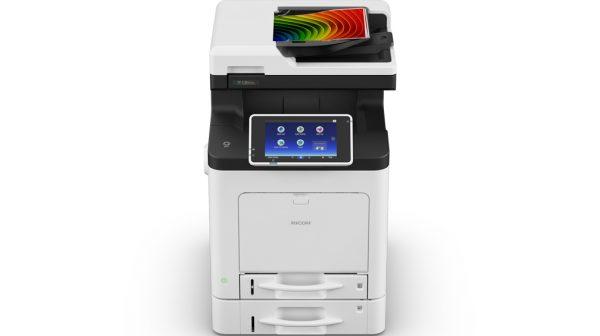 Savin SP C361SFNw Color LED Multifunction Printer 4