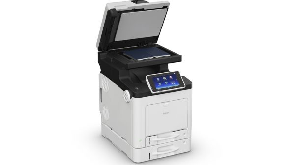 Savin SP C361SFNw Color LED Multifunction Printer 2