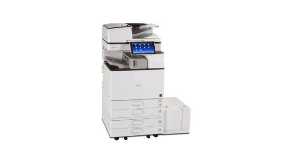 Savin MP 2555 Black and White Laser Multifunction Printer 5
