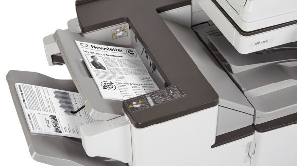 Savin MP 3055 Black and White Laser Multifunction Printer 2