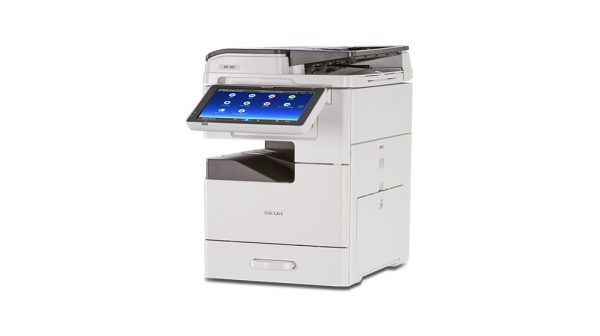 Savin MP 305SPF Black and White Laser Multifunction Printer 2
