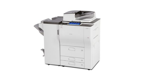 Savin MP 6503 Black and White Laser Multifunction Printer 3
