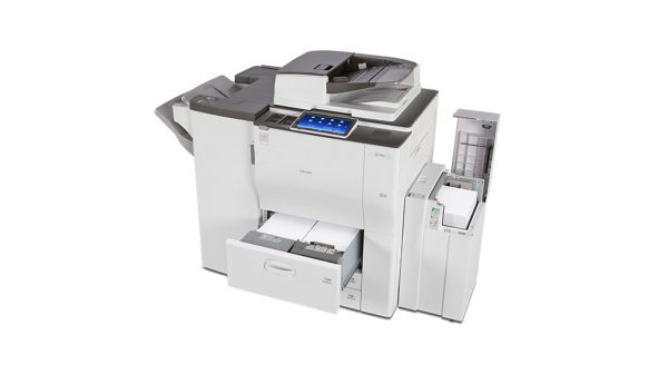 Savin MP 6503 Black and White Laser Multifunction Printer 4