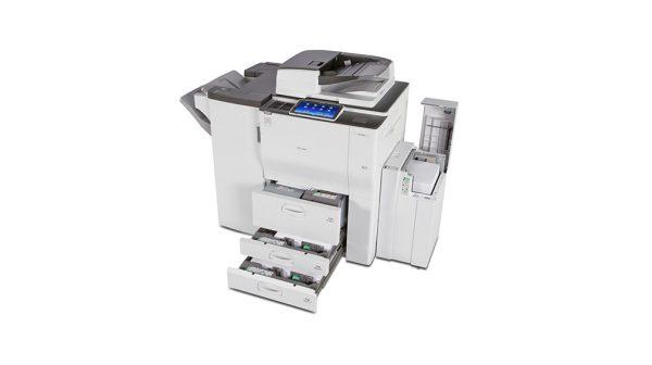 Savin MP 7503 Black and White Laser Multifunction Printer 3
