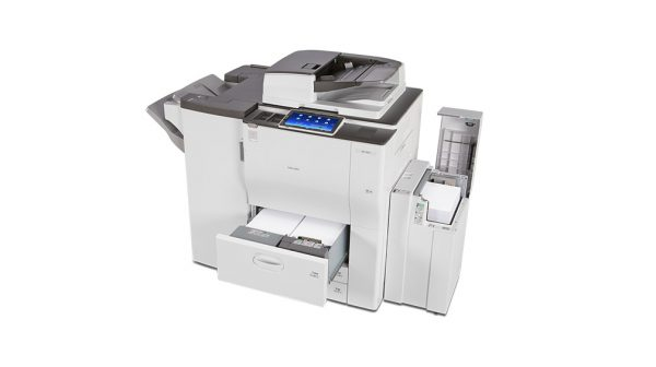 Savin MP 9003 Black and White Laser Multifunction Printer 4