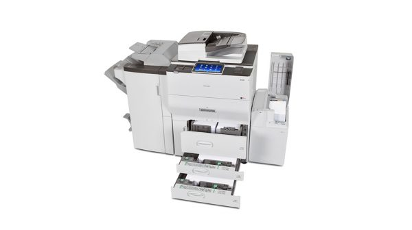 Savin MP C6503 Color Laser Multifunction Printer 3