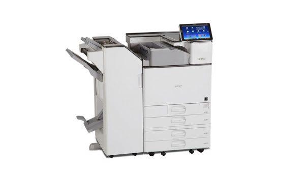 Savin SP C840DN Color Laser Printer 3