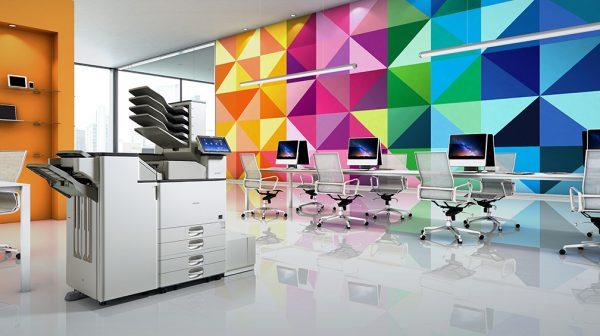 Savin SP C840DN Color Laser Printer 4