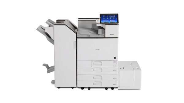 Savin SP C842DN Color Laser Printer 3