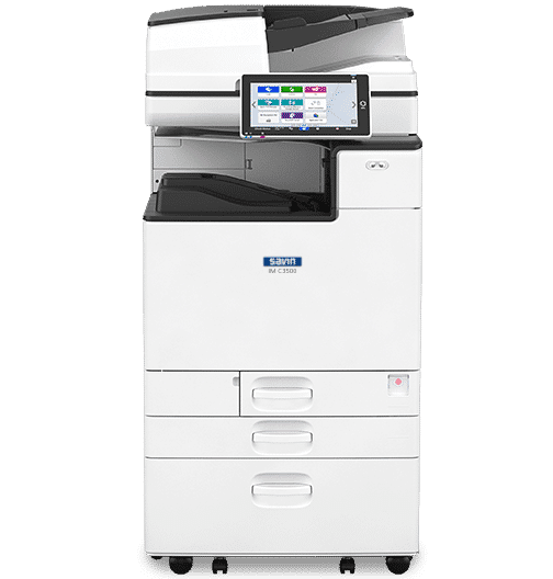 Savin IM C3500 Color Laser Multifunction Printer 1