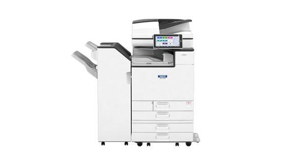 Savin IM C3500 Color Laser Multifunction Printer 2
