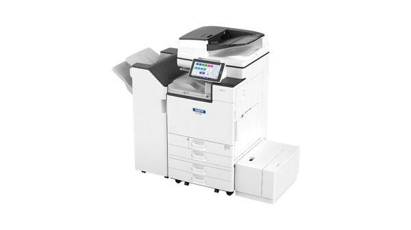 Savin IM C3500 Color Laser Multifunction Printer 3
