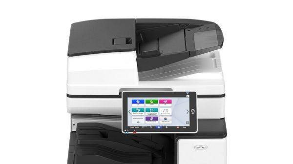 Savin IM C3500 Color Laser Multifunction Printer 4