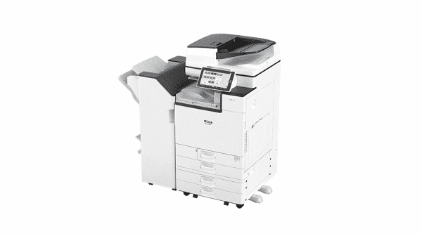 Savin IM C6000 Color Laser Multifunction Printer 3