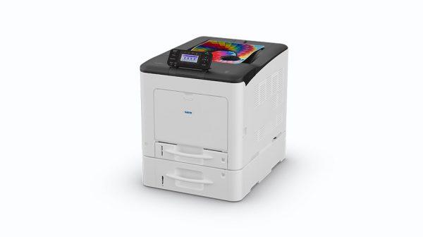 Savin SP C360DNw Color LED Printer 4
