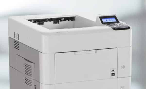 Savin SP 5300DN Black and White Laser Printer 3