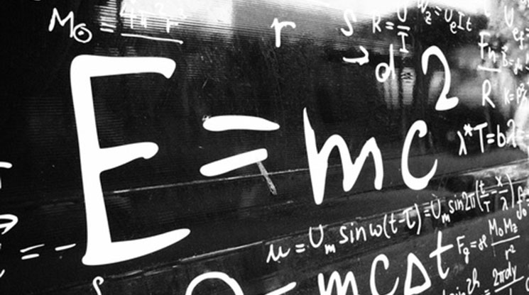 EMC2 formula on blackboard