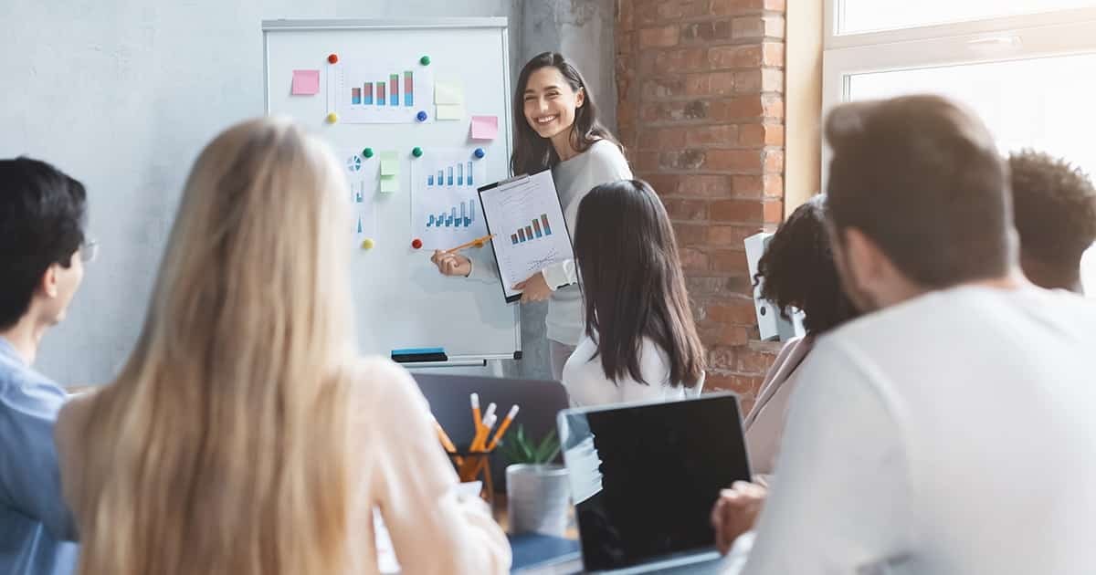 Why Sharing Ideas is Critical in the Office
