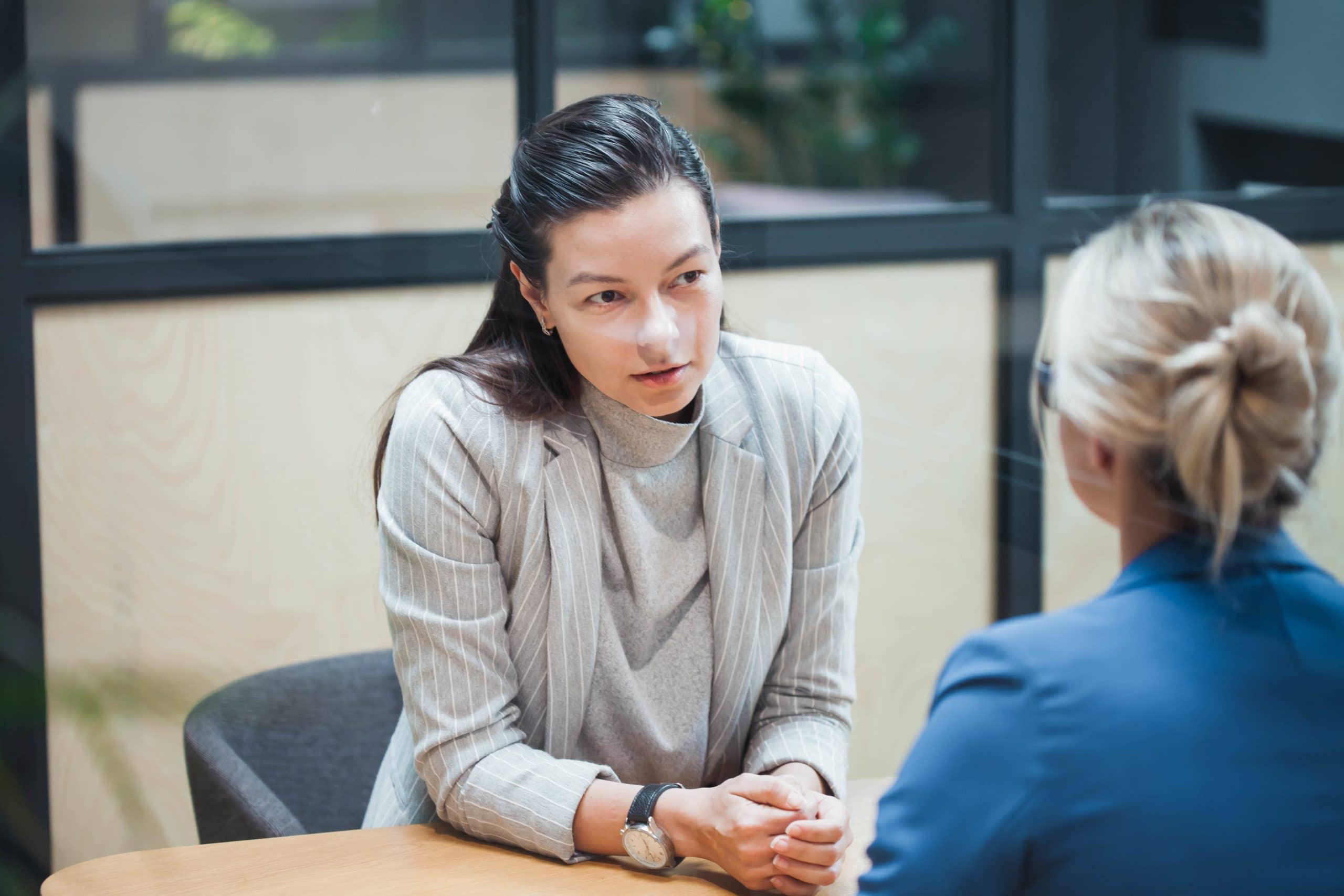 Key to Professional Growth: Challenging Conversations